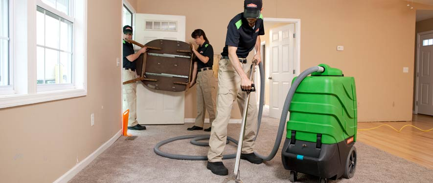Sioux Falls, SD residential restoration cleaning